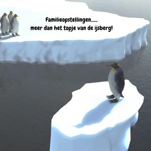 Familieopstellingen......meer dan het topje van de ijsberg! | familieopstellingen limburg
